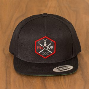 DG patch snapback black front