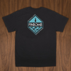 diamond black t shirt back-01